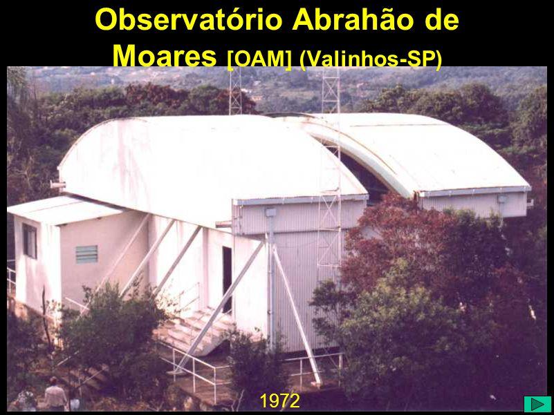 Observatório Abrahão de Moares [OAM] (Valinhos-SP)